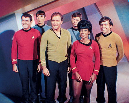 original star trek semblance